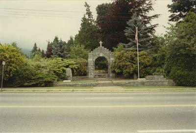 West Vancouver Memorial Arch (1987)