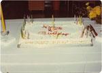WVML 25th Anniversary Cake