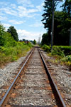 Railroad Tracks at 17th Street