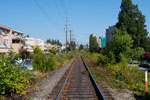 Railway at Bellevue & 25th Street