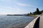 The Seawalk & Dundarave Pier