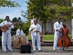 El Grupo Cubano at Ambleside Pier