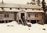 Lodge on Hollyburn Mountatin