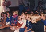 WVML Children's Department Puppet Show
