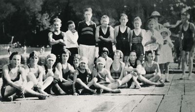 West Vancouver Swimming Group
