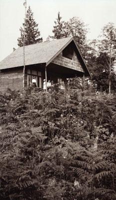 J.D. Thompson's House
