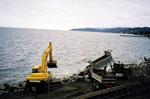 Reconstruction of Centennial Seawalk
