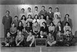 Inglewood Junior High Grade VII Class Photo
