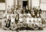 Inglewood Junior High Grade 9 Class Photo (1928/1929)