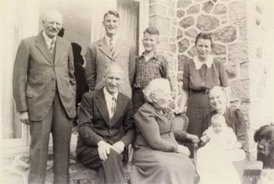 Sones Family Portrait
