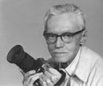 Portrait of William McPhee