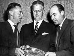 Tom Sewell, Moyer McBrain & Frank Millard