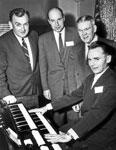 James Sinclair, Frank Millard, & Tom Sewell