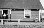 Ambleside Wharf & Man