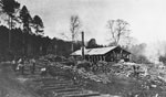 Robert Shields' Shingle Mill