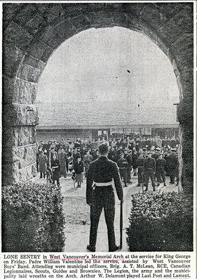 West Van War Memorial