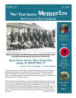 History-onics (West Vancouver, BC: West Vancouver Historical Society), November 15, 2017