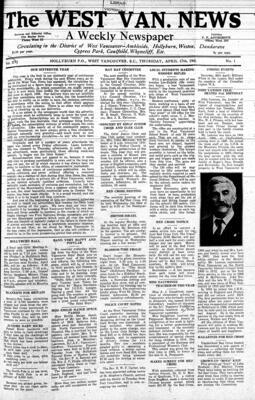 West Van. News (West Vancouver), 17 Apr 1941