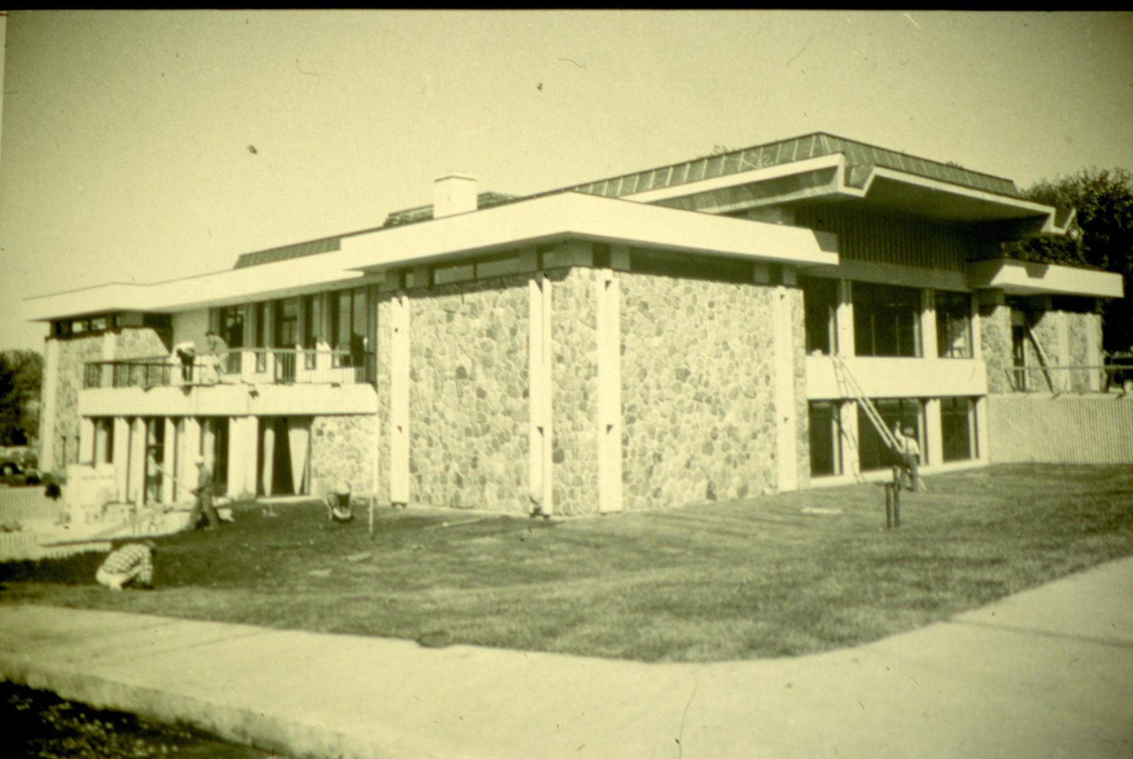 Waterloo Public Library 1966
