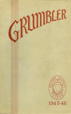 KCI Grumbler Year book, 1947-1948