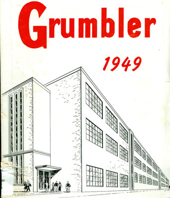 KCI Grumbler Year book, 1949