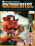Oktoberfest Souvenir Annual, 1991
