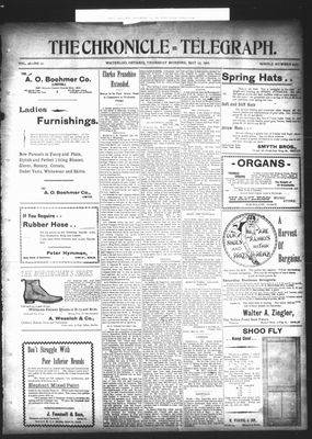 The Chronicle Telegraph (190101), 23 May 1901