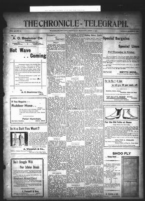 The Chronicle Telegraph (190101), 6 Jun 1901