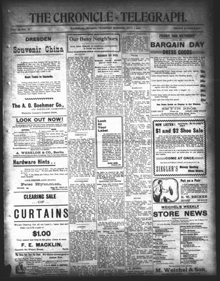The Chronicle Telegraph (190101), 2 Jul 1903