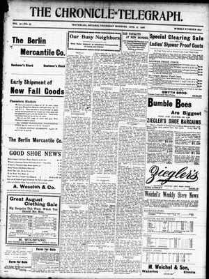 The Chronicle Telegraph (190101), 17 Aug 1905