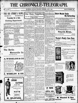 The Chronicle Telegraph (190101), 31 May 1906