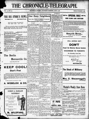 The Chronicle Telegraph (190101), 7 Jun 1906