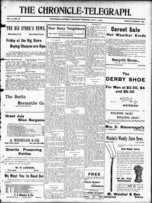 The Chronicle Telegraph (190101), 12 Jul 1906