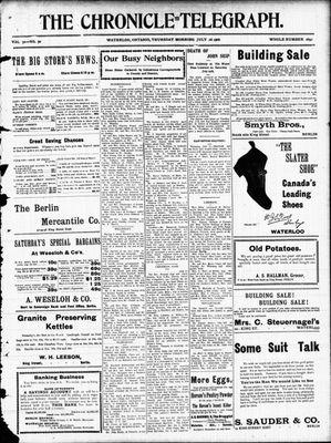 The Chronicle Telegraph (190101), 26 Jul 1906