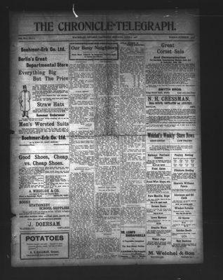 The Chronicle Telegraph (190101), 6 Jun 1907