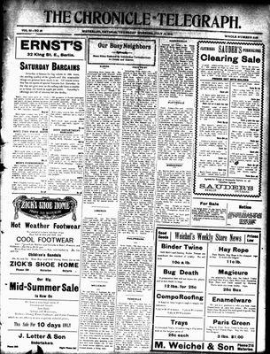 The Chronicle Telegraph (190101), 14 Jul 1910