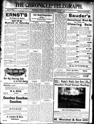 The Chronicle Telegraph (190101), 4 Aug 1910