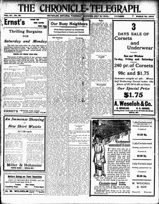 The Chronicle Telegraph (190101), 10 Jul 1913