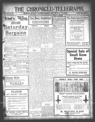 The Chronicle Telegraph (190101), 16 Sep 1915