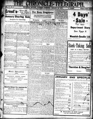 The Chronicle Telegraph (190101), 25 Jan 1917