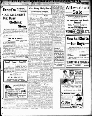The Chronicle Telegraph (190101), 30 Aug 1917