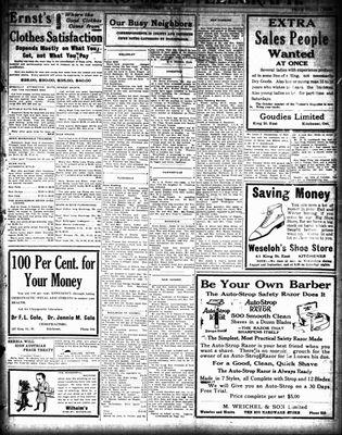 The Chronicle Telegraph (190101), 18 Sep 1919