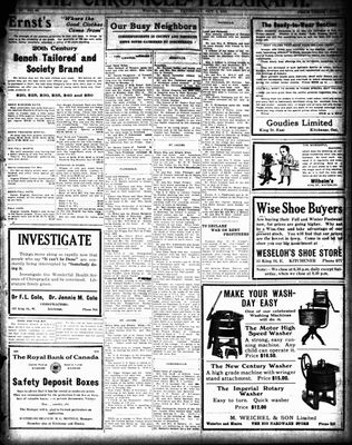 The Chronicle Telegraph (190101), 2 Oct 1919