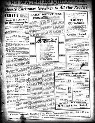 The Chronicle Telegraph (190101), 21 Dec 1922