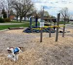Gildner Green Playground Closed, Kitchener