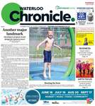 Waterloo Chronicle, 15 Jun 2017