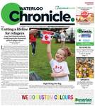 Waterloo Chronicle, 6 Jul 2017