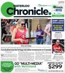 Waterloo Chronicle, 17 Aug 2017