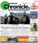 Waterloo Chronicle, 24 Aug 2017