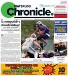 Waterloo Chronicle, 26 Oct 2017